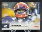 2021 Topps Now Formula 1 F1 Racing Cards Checklist 11
