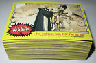 1977 Star Wars Topps Series 3 Yellow Border 3rd Set (66) Cards Beautiful Cards!