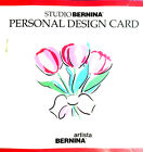 ARTISTA REWRITABLE Personal Design Embroidery Card for 165 170 180 700 Deco 300