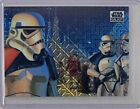 2021 Topps Chrome Star Wars Galaxy Trading Cards 17