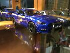 2015 Ford Mustang GT Police Maisto Diecast Car Blue 118 State Trooper RARE