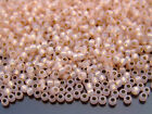 250g 2126 Silver Lined Milky Peachy Pink Toho Seed Beads 8 0 3mm WHOLESALE