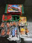Fisher Price Little People Twas The Night Before Christmas Story Set Complete