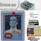 Ultimate Topps Living Set Star Wars Trading Cards Checklist Guide 21