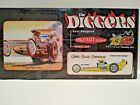 The Diggers 1320 Greer Black Prudhomme 1 24 scale front engine dragster MINT