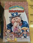 1986 topps garbage pail kids posters (4 Sealed Posters Per Order)