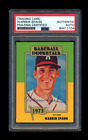 Warren Spahn Cards, Rookie Cards and Autographed Memorabilia Guide 34