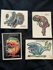 1965 Topps Ugly Stickers Trading Cards 20