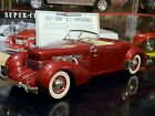 Hamilton 1937 Cord 812 Supercharged 118 Scale Diecast Car Museum Model