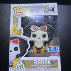 Funko Pop! One Piece Brook NYCC Fall Convention Exclusive Figure #358