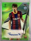 2020-21 Topps Finest UEFA Champions League Soccer Cards 34