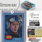 Ultimate Topps Living Set Star Wars Trading Cards Checklist Guide 8