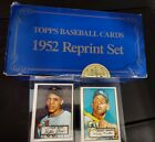 1952 Topps Reprint Factory set 1983 Complete MANTLE MAYS NM-MT to Mint+ w box