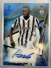 2020-21 Topps Finest UEFA Champions League Soccer Cards 31