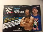 2017 Topps WWE Then Now Forever Wrestling Cards Factory Sealed Blaster Box