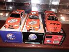 LOT OF 3 TONY STEWART 124 ACTION DIECAST CARS