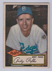Andy Pafko Cards and Autograph Memorabilia Guide 12