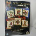 Dimensions The Gold Collection 8704 Conted Cross Stitch Kit Beaded Elegance