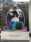 Terrell Owens Rookie Cards and Autographed Memorabilia Guide 26