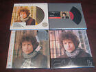 BOB DYLAN BLONDE ON BLONDE 24 KARAT GOLD & REPLICA COLLECTORS LIMITED RARE 4 CD