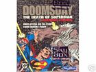 SUPERMAN, THE DEATH OF DOOMSDAY 1992 SKYBOX FACTORY SEALED TRADING CARD BOX