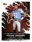 Top 10 Calvin Johnson Rookie Cards of All-Time 16