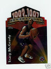 Tracy McGrady Cards and Autographed Memorabilia Guide 12