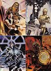 1996 Topps Star Wars Finest Trading Cards 14