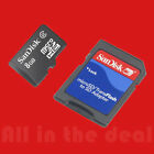 8GB MICRO SD MEMORY CARD FOR BLACKBERRY CURVE 8330 8320