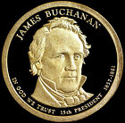 2010 S Buchanan Presidential 1 Proof DCam
