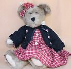 Boyds Bears Plush LISA T BEARRINGER Retired 2001*