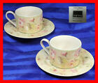 2+QTY*CHERI BLUM SAVANNAH CUP & SAUCER FIFTH 222