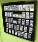 50 Card Display Case Deep for Graded Cards PSA Beckett