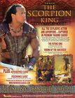 THE SCORPION KING 2002 INKWORKS PROMO PROMOTIONAL SALE SELL SHEET THE ROCK MO