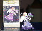 Hallmark Ornament - 1996 - Language of Flowers - Pansy Angel - #1 in series