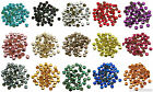 Loose Metal Studs lot of Hot Fix Iron on 6mm 16 Colors to choose from