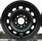 BMW OEM EURO Black Steel Wheel Rim 15 1989 1990 1991 1992 1993 1994 1995 635CSi