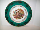 VTG ROSENTHAL PARTRIDGE CABINET PLATE DECORATED BY JOSEF KUBA, MINT