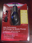 Durabrand LG Chocolate Muziq TRAX EnV VX8550 LX150 Car Charger