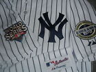 Robinson Cano 2009 World Series New York Yankees Authentic Jersey Size 52