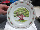 AVON RECOGNITION PLATE - FIFT AVON ANNIVERSARY THE GREAT OAK WITH ROSE TRIM