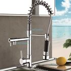 Luxury Waterfall Wall Mounted Bathtub Vessel Sink Mixer Tap Chrome Faucet