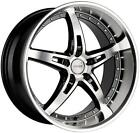 19 MRR GT5 WHEELS STAGGERED RIM FITS LEXUS SC430 2002 2003 2004 2005 2006 2007