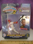 STARTING LINEUP 2 MLB - ALEX RODRIGUEZ / TEXAS RANGERS 2001