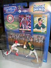 STARTING LINEUP MLB - MARK McGWIRE / MINORS TO MAJORS - 1999 CLASSIC DOUBLE