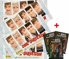 ONE DIRECTION PHOTOCARDS - PANINI PHOTO CARD - 5 PACKS PLUS 3 JLS STICKER PACKS