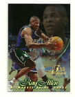 1996-97 Flair Showcase Row 1 Ray Allen