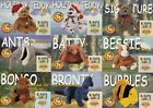BEANIE BABIES BABY SERIES 2 1998 OFFICIAL TY COMPLETE BASE CARD SET OF 100 CH