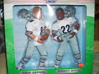 AIKMAN/EMMITT 2 PACK 12IN  DOLLS  BY STARTING LINEUP