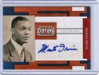 2010 PANINI CENTURY COLLECTION #39 MONTE IRVIN AUTOGRAPH AUTO #41 250 GIANTS HOF